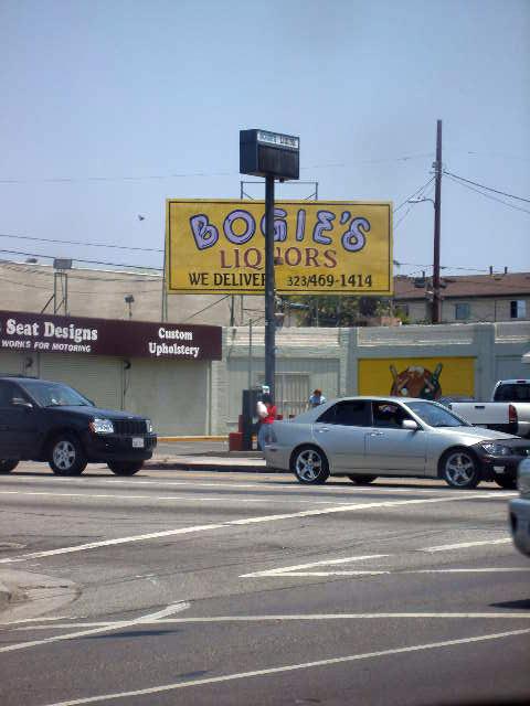 Bogie's Liquors